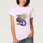 Jeweled Dragon Tee Shirt