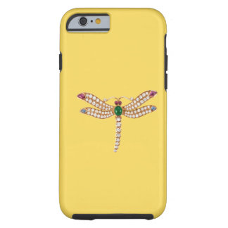 Jeweled Dragonfly iPhone 6 case