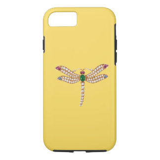 Jeweled Dragonfly iPhone 7 case