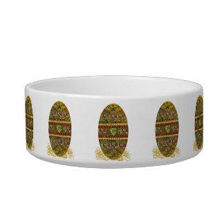 Jeweled Easter Egg Bowl