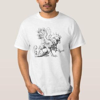 Jeweled Gargoyle Shirt