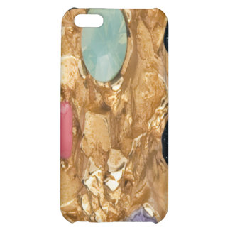 Jeweled Gold Nugget Fantasy Speck iPhone 4 Case