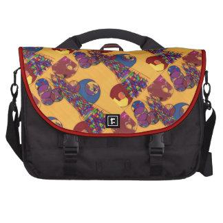 Jeweled Horizon Commuter Bag