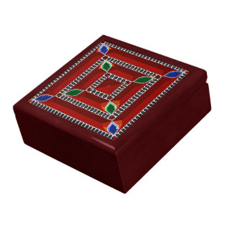 Jeweled Jewelry Box