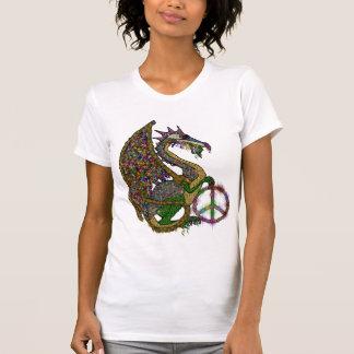 Jeweled Peace Dragon T-Shirt