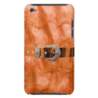 Jeweled & Rhinestone Faux IPod barely Case Case-Mate iPod Touch Case