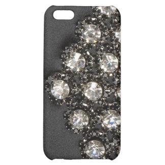 Jeweled & Rhinestone I Phone Case iPhone 5C Cover