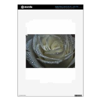 Jeweled Rose iPad 3 Decal