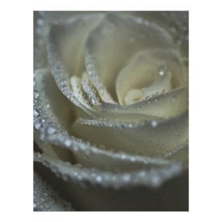 Jeweled Rose Letterhead