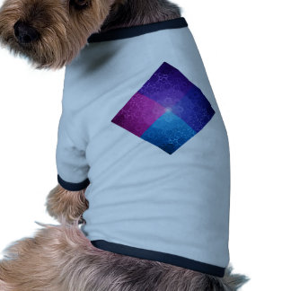 Jeweled Toned Circle Delight Doggie T Shirt