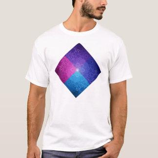 Jeweled Toned Circle Delight T-Shirt