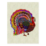 Jeweled Turkey Post Cards