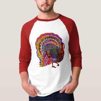 Jeweled Turkey T-Shirt