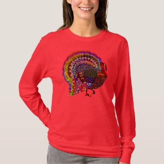 Jeweled Turkey T-Shirt