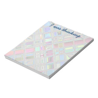 Jewelee Shiney Mosaic Art Notepad