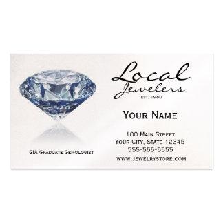 Jeweler Card