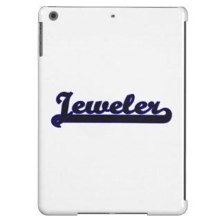 Jeweler Classic Job Design iPad Air Case
