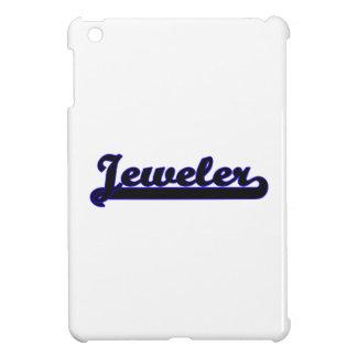Jeweler Classic Job Design iPad Mini Cases