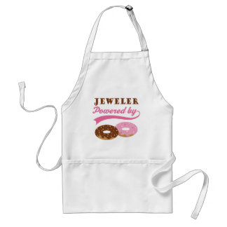 Jeweler Funny Gift Adult Apron