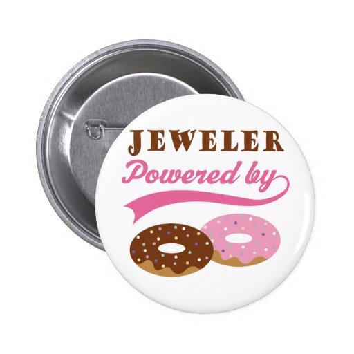 Jeweler Funny Gift Pin