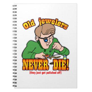 Jewelers Notebook