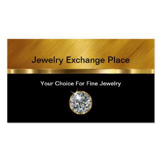 Jewelery Business Cards
