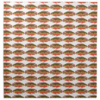 Jewelfishpattern9kwwb Cloth Napkin