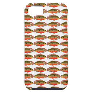 Jewelfishpattern9kwwb iPhone SE/5/5s Case