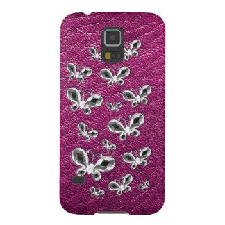 Jewell Butterflies Galaxy S5 Case