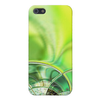 Jewelled Mossy Lime iPhone 4 Case