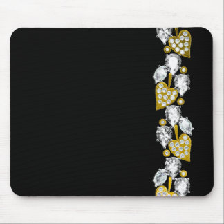JEWELLED MOUSE PAD