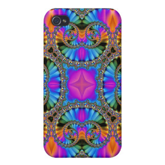 Jewelled Rainbow iPhone 4/4S Cover