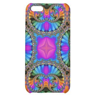 Jewelled Rainbow iPhone 5C Covers