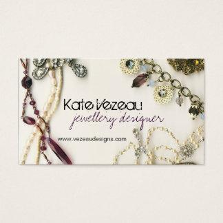 Jeweller Business Cards