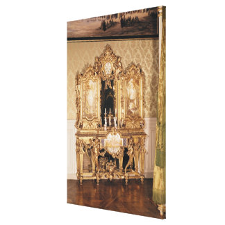 Jewellery cabinet gallery wrapped canvas