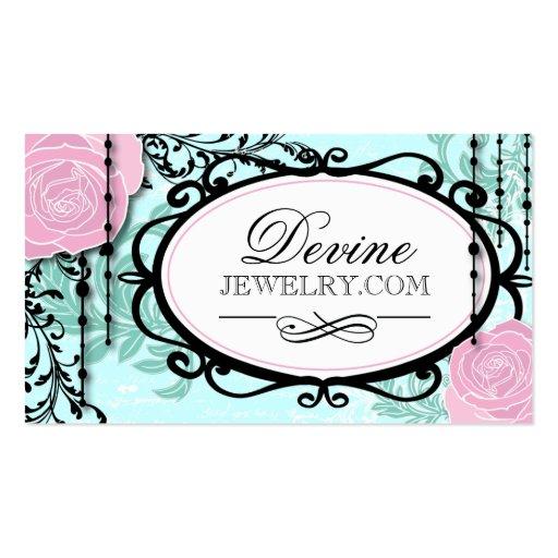 Jewellery Designer Business Cards