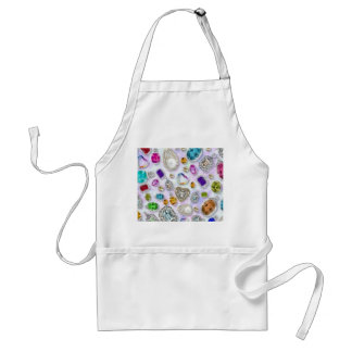 Jewelry Adult Apron
