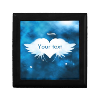 Jewelry Box - Angel of the Heart