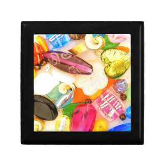 jewelry box, color, girly keepsake box