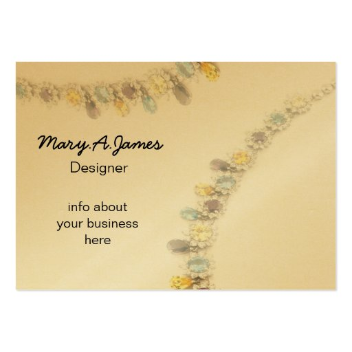 Jewelry Business Cards