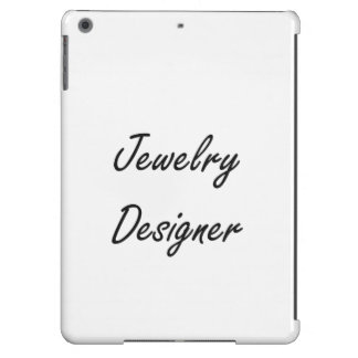 Jewelry Designer Artistic Job Design iPad Air Covers