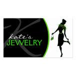 Jewelry Designer Business Card