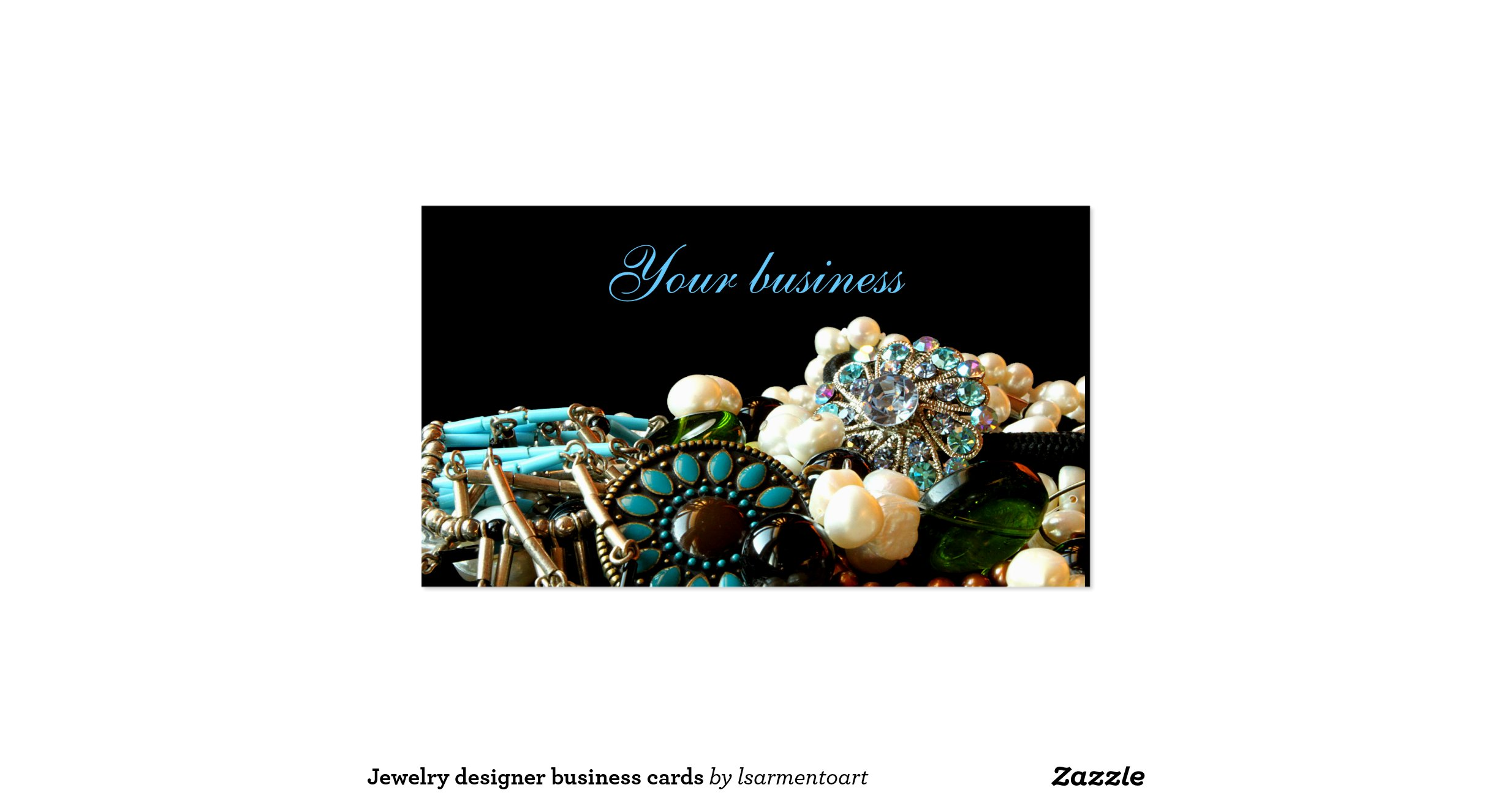 Luxury Stock Of Jewelry Business Cards - Business Cards and Resume ...