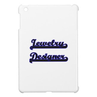 Jewelry Designer Classic Job Design iPad Mini Cases