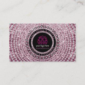 Jewelry Diamond Business Card