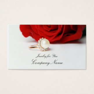 Jewelry for You, Business Card