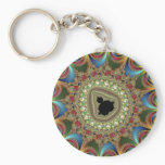 Jewelry Fractal Keychain
