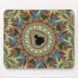Jewelry Fractal Mouse Pad