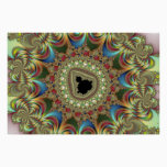 Jewelry Fractal Poster