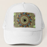 Jewelry Fractal Trucker Hat